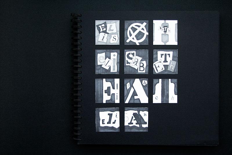 typography / crayoncrisis.com