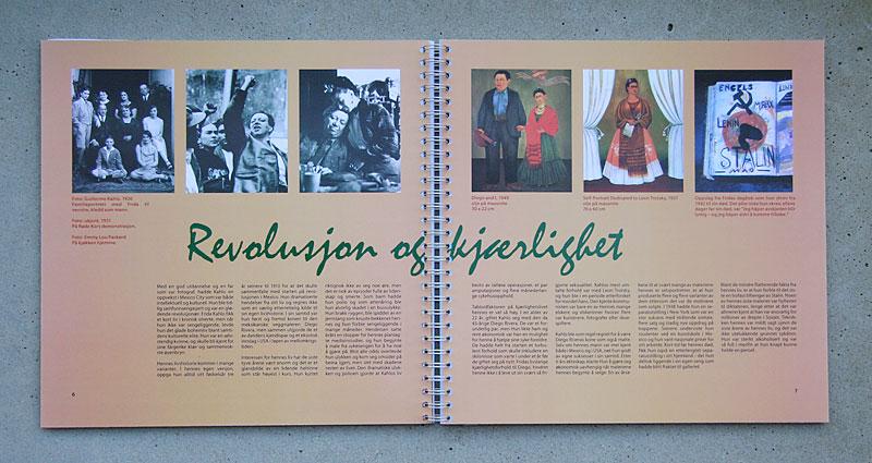 Frida Kahlo / crayoncrisis.com