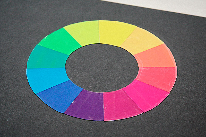 Colour Theory / crayoncrisis.com