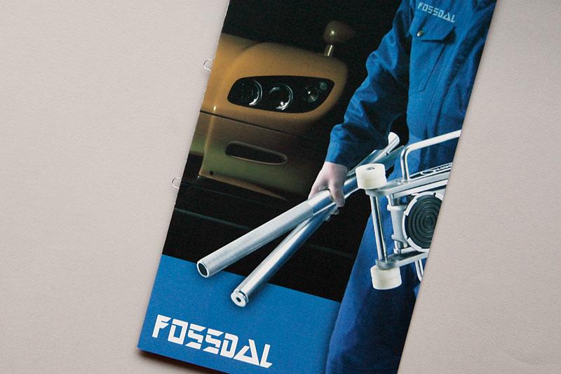 Fossdal brochure