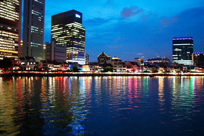Singapore / crayoncrisis.com