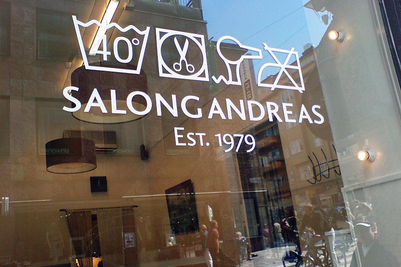 Stockholm Hairdresser / crayoncrisis.com