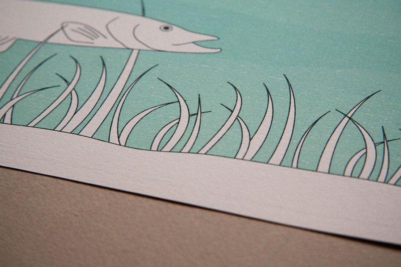 Underwater Colours / crayoncrisis.com