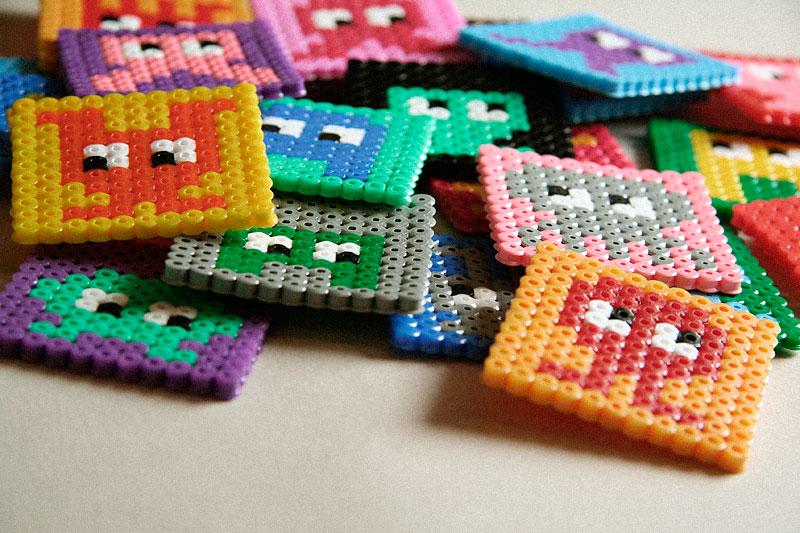Bead Bugs / crayoncrisis.com