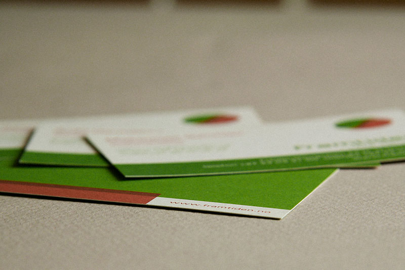 Environmentally Friendly Business Cards