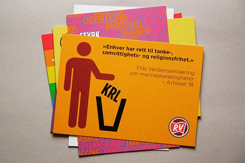 Nei til KRL / crayoncrisis.com