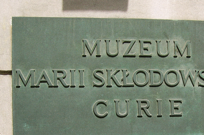 Marie Curie Museum in Warsaw / crayoncrisis.com