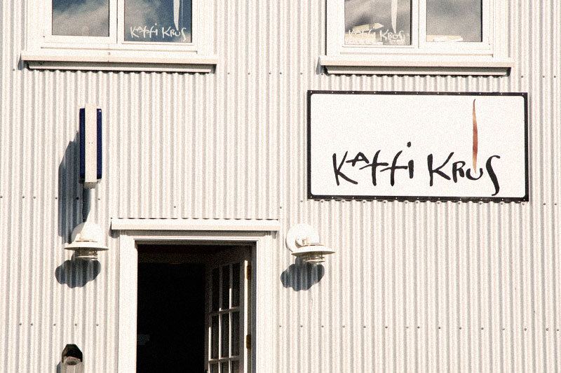 Typography in Reykjavik / crayoncrisis.com