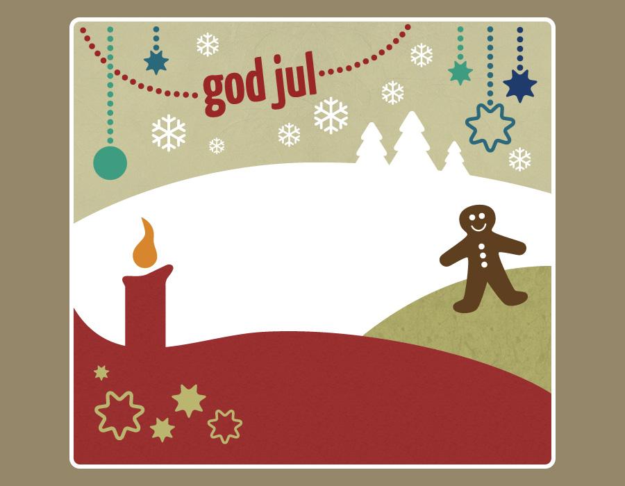 Christmas Email Card / crayoncrisis.com
