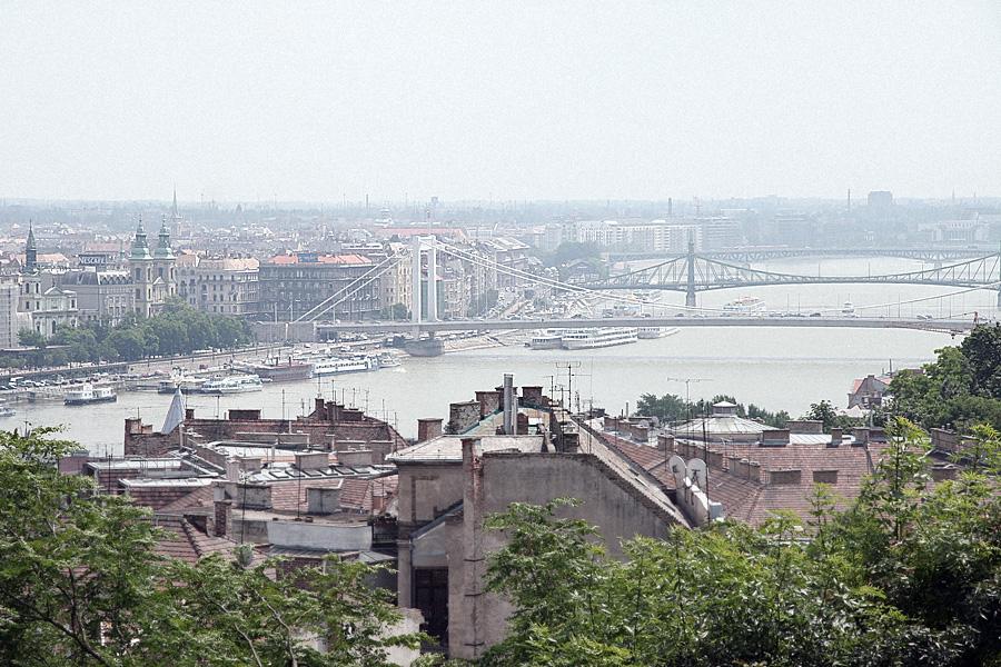 Budapest / crayoncrisis.com