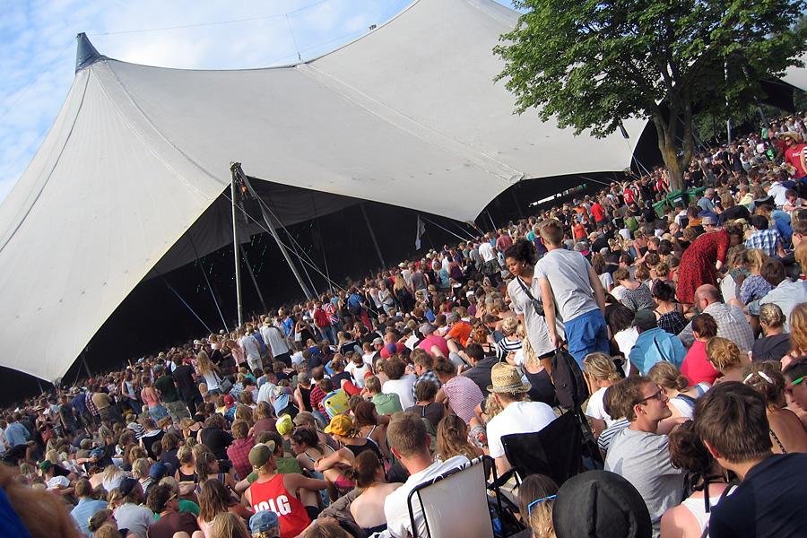 Roskilde Festival / crayoncrisis.com